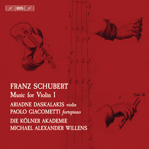 Schubert: Music for Violin, Vol.1