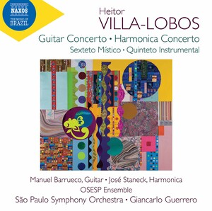Villa-Lobos: Works