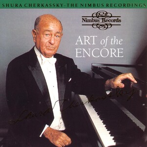 Art of the Encore, Piano by Cherkassky