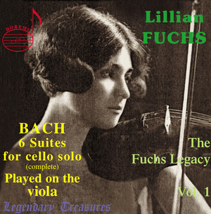 Bach: 6 Suites for Cello Solo