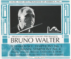 Previously Unreleased Concert Performances: Walter Bruno conducts Weber, Schumann, Berlioz, etc.