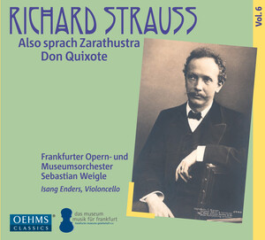 R. Strauss: Also sprach Zarathustra and Don Quixote (Live)