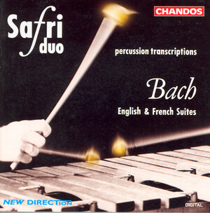 Bach: English and French Suites