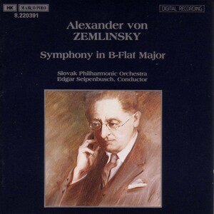 Alexander von Zemlinsky: Symphony in B Flat Major