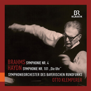 Brahms and Haydn: Otto Klemperer