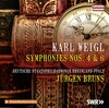 Weigl: Symphonies No.4 and 6