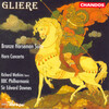 Reinhold Gliere: Bronze Horseman Suite/Concerto for Horn and Orchestra, Op.91