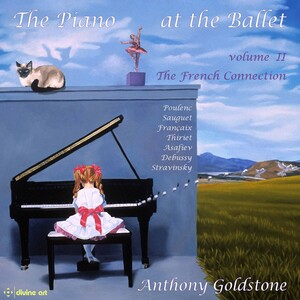 The Piano at the Ballet, Vol.2