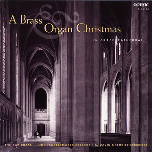 A Brass and Organ Christmas in Grace Cathedral
