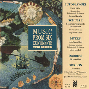 Witold Lutoslawski: Little Suite; Schulze: Beamtensymphonie; Theldon Myers: Configuration; etc.