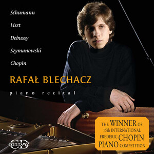 Piano Recital: Works by Schumann, Liszt, Debussy, etc.