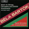 Bartók: Music for Strings, Percussion and Celesta; Divertimento