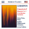 Gershwin: Piano Concerto; Second Rhapsody; I Got Rhythm Variations