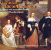 José Marin: Tonos Humanos (Songs and Instrumental Music from 17th Century Spain)