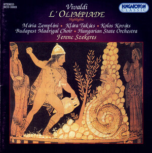 Vivaldi: L'Olimpiade (Highlights)