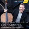 Bridge, Britten and Bax: Cello Sonatas