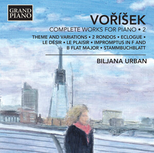 Voříšek: Complete Works for Piano, Vol.2