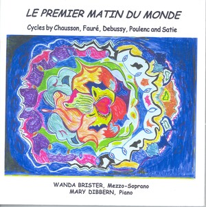 Vocal Recital: Wanda Brister sings Chausson, Faure, Debussy, Satie
