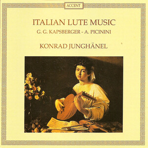 Kapsberger: Lute Music