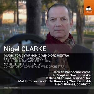 Clarke: Music for Symphonic Wind Orchestra