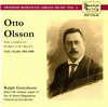 Olsson: The complete works for Organ, The years 1903-08