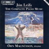 Leifs: The Complete Piano Music