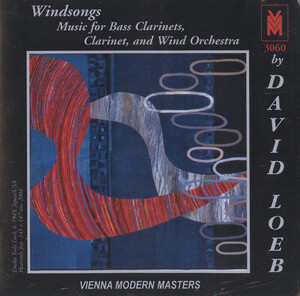 Windsongs: Music for Bass Clarinets, Clarinet and Wind Orchestra