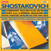 Shostakovich: Symphony No. 9; Festive Overture; Suite from Katerina Ismailova; Tea for Two