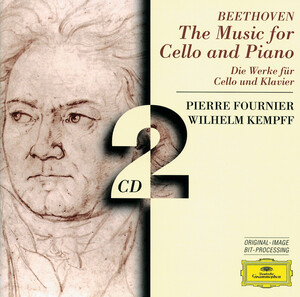 Beethoven: The Music for Cello and Piano