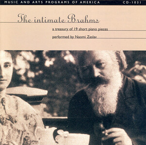 The Intimate Brahms