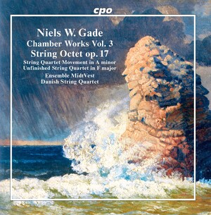 Gade: Chamber Works, Vol.3