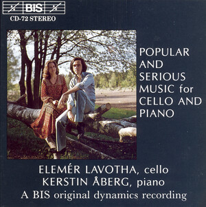 Popular and Serious Music for Cello and Piano: Works by Saint-Saëns, Tchaikovsky, Rachmaninov, etc.