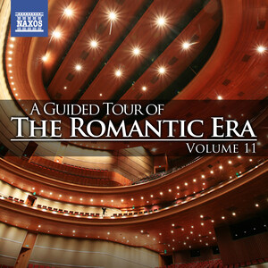 A Guided Tour of the Romantic Era, Vol.11: Works by Wieniawski, Saint-Saëns, Delibes, etc.