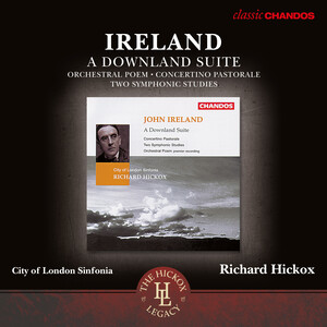 John Ireland: A Downland Suite