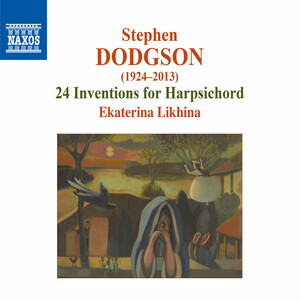 Dodgson: 24 Inventions for Harpsichord