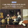 C.P.E. Bach: Sonatas for Viola da gamba and Basso continuo