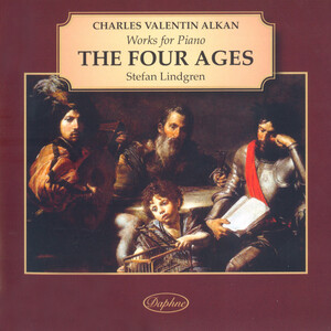 Alkan: The 4 Ages