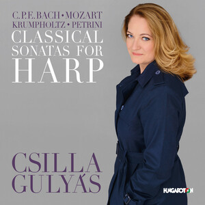 Classical Sonatas for Harp