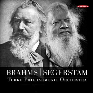 Brahms: Symphony No.1; Segerstam: Symphony No. 288 'Letting the FLOW Go On...'