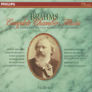 Brahms: Complete Chamber Music