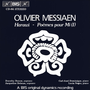 Olivier Messiaen: Harawi; Poemes pour Mi