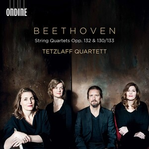 Beethoven: String Quartets, Op.132, 130 and 133