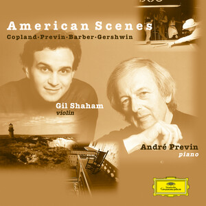 American Scenes: Works by Gershwin, Copland, Barber, and Previn