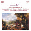 Adagio 2: Works by Telemann, Bach, Mozart, etc.