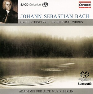 Bach: Orchestral Works