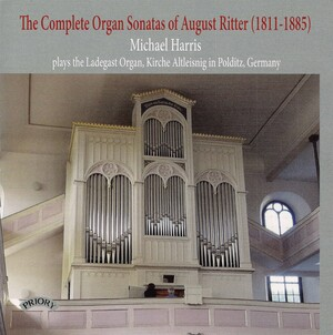 Ritter: The Complete Organ Sonatas