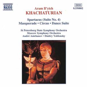 Khachaturian adagio of spartacus and phrygia