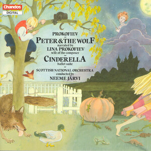 Prokofiev: Peter and the Wolf; Cinderella Ballet Suite