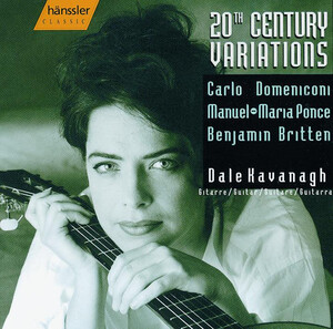 20th Century Variations: Works by Domeniconi, Britten, Ponce, etc.