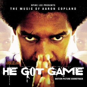 he got game the music of aaron copland soundtrack